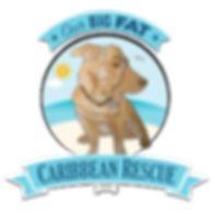 logo Our Big fat Caribbeab Rescue