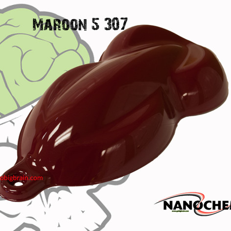 Maroon 5 307 Big Brain Graphics NanoChem