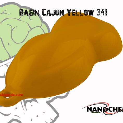 Ragin Cajun Yellow 341 Color Base Hydrog