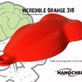 Incredible Orange 318 Formerly Incredibl