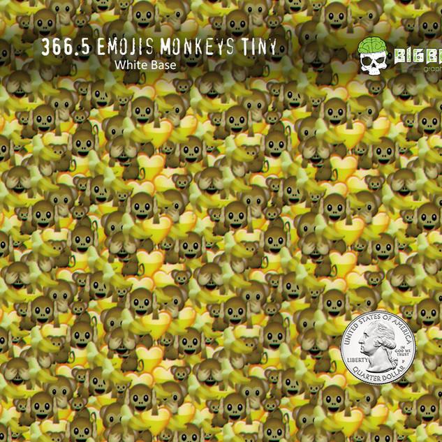 366-Emoji-Monkey-Monkeys-Hear-See-Speak-