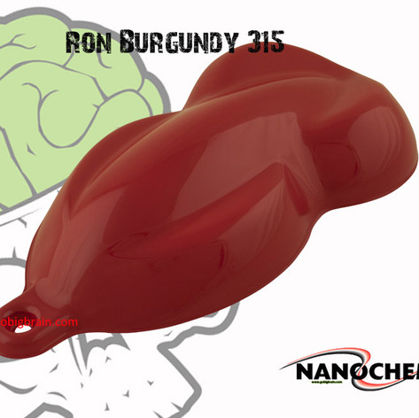 Ron Burgundy 315 Color Base Hydrographic