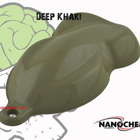 Khaki Deep Brown Green Converse Jacket M