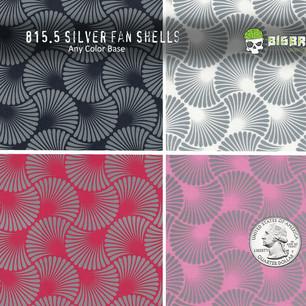 815-Silver-Seashell-Metallic-Fans-Abstra