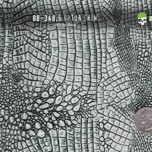 348-Gator-Skin-Alligator-Crocodile-Repti