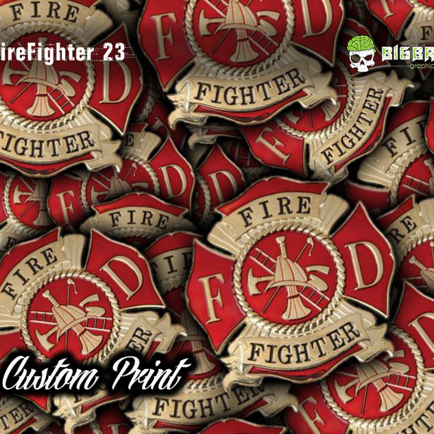 FireFighter 23 Custom Film Big Brain Gra