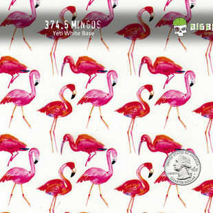 374-Mingos-Flamingos-Flocka-Tropical-Pin