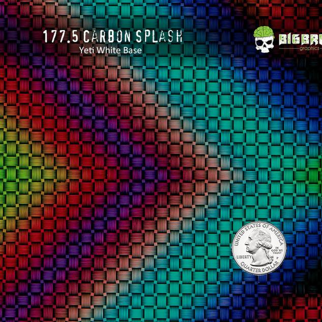 177-Carbon-Splash-Colorful-Weave-Woven-H