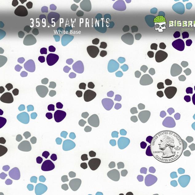 359-Paw-Puppy-Pawprints-colorful-Kid-Pri