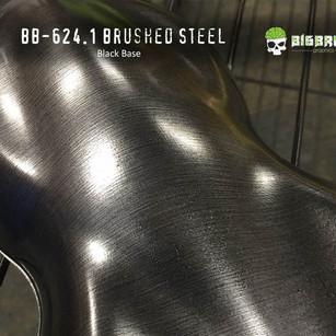 624-Brushed-Steel-Metal-Metallic-Silver-