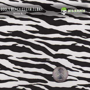 333-Zebra-Black-Clear-Animal-Print-Water