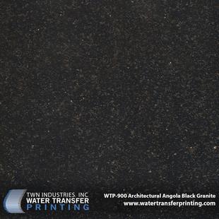 WTP-900 Architectural Angola Black Grani