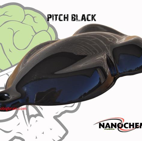 Pitch Black Big Brain Graphics NanoChem