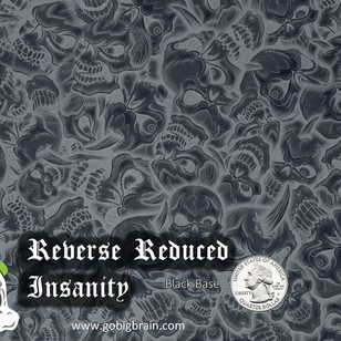 Reverse Reduced Insanity Silver Small Re