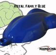 Royal Family Blue Big Brain Graphics Nan
