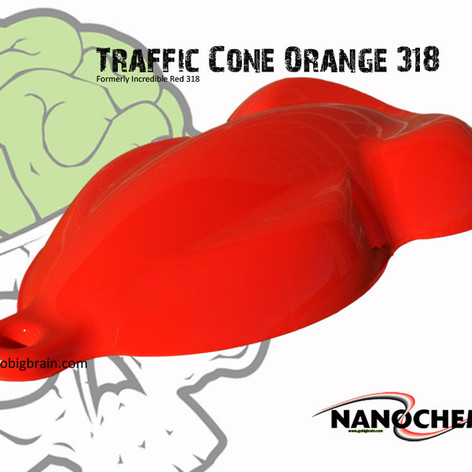 Traffic Cone Orange Formerly Incredible