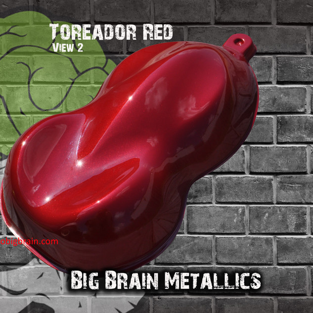 Toreador Red 2 L Metallic Color Base Hyd