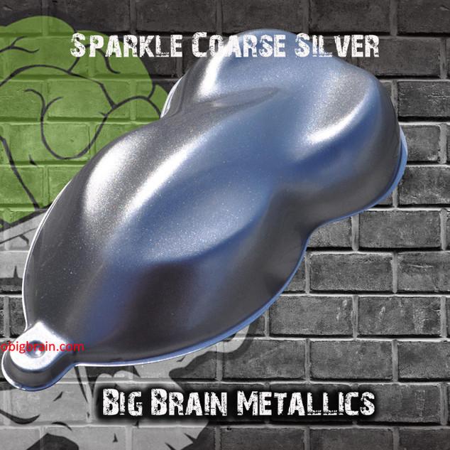 Sparke Silver Coarse L Metallic Color Ba