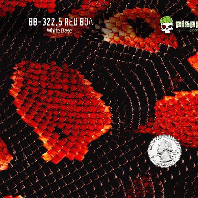 322-Red-Boa-Snake-Snakeskin-Hydrographic