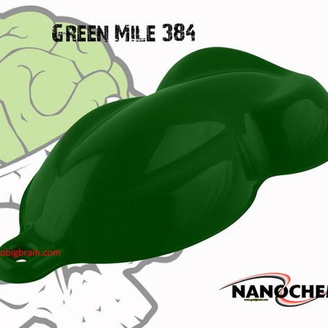 Green Mile 384 Dark Big Brain Graphics N