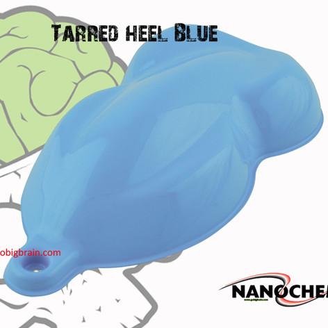 Tarred Heel Tarheel Blue NC North Caroli