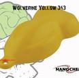 Wolverine Yellow Deep Yellow 343 LSU Hyd