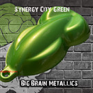 Synergy City Green Bright Color Base Hyd