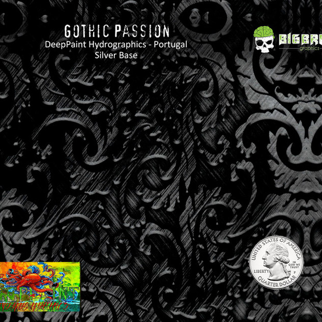 Gothic Passion-DeepPaint-Portugal-Etched