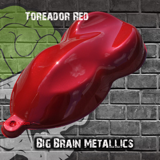 Toreador Red L Metallic Color Base Hydro