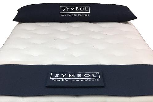 Symbol 2018 Jumper Indigo (premium blue) Bolster - Queen