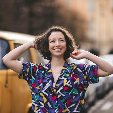 Portrait d'une comédienne : Charlotte