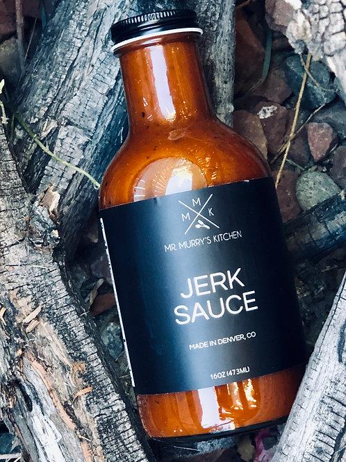 Mr. Murry's Kitchen Jerk Sauce