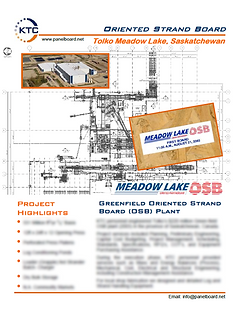Tolko Meadow Lake Saskatchwan Project Sh