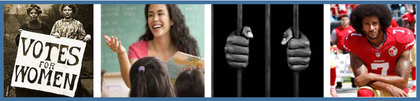 PNN Newsletter: Celebrate Women's Equality Day, Fight Prison Gerrymandering, Join a Teach-In & More