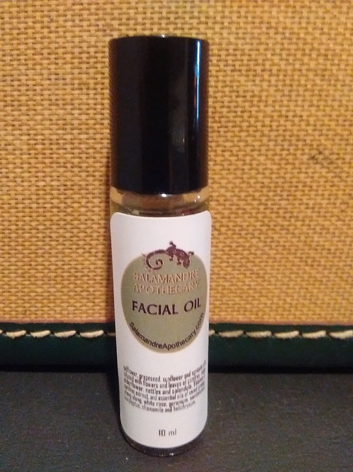 Facial Oil - Infused