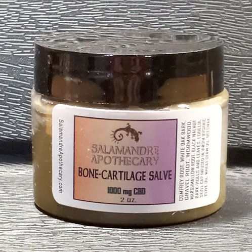 Bone Cartilage Salve 1000 mg CBD