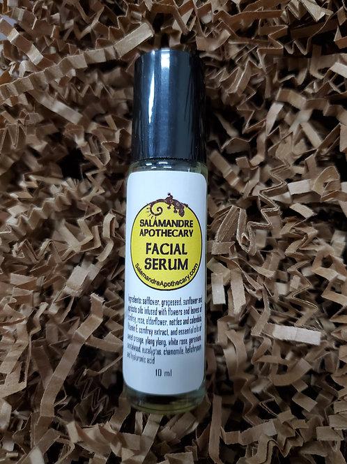 Facial Serum- Elderflower/Comfrey Infused