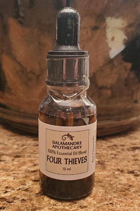 Four Thieves Essential Oils Blend  15 ml