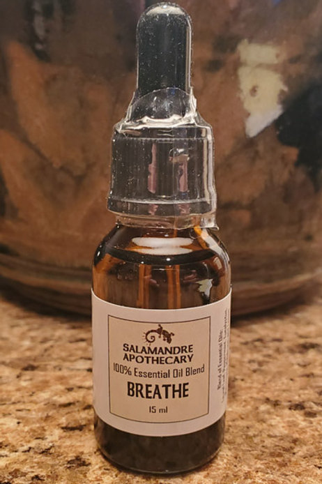 Breathe blend of essential oils 15 ml