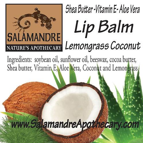 Lip Balm - Lemongrass Coconut