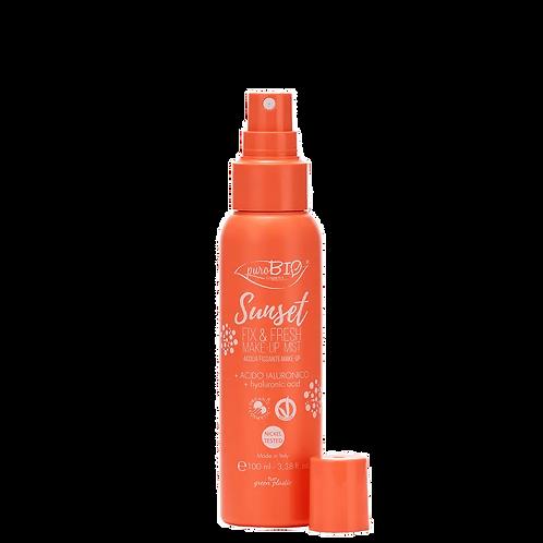 Sunset Fix & Fresh Make-up Mist
