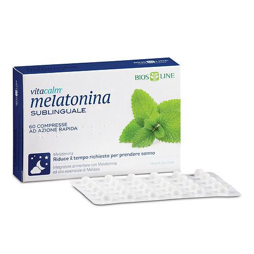 VitaCalm - Melatonina sublinguale