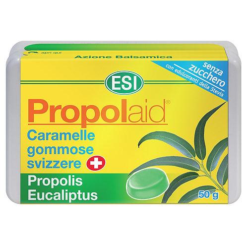 Caramelle eucalipto