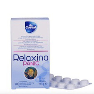 Relaxina panic