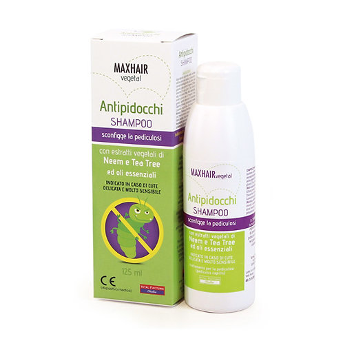 Shampoo Antipidocchi