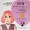 Thumbnail: Maschera in tessuto EMILY - Pelle Secca