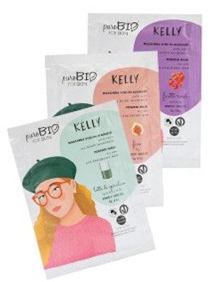 Maschera peel off KELLY - Pelli secche