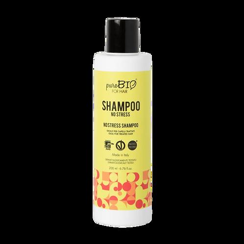 Shampoo no stress
