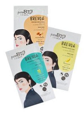 Maschera in crema BRENDA - Pelli secche
