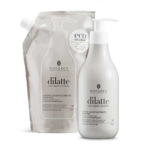 DILATTE Sapone Liquido Mani+Viso 400ml